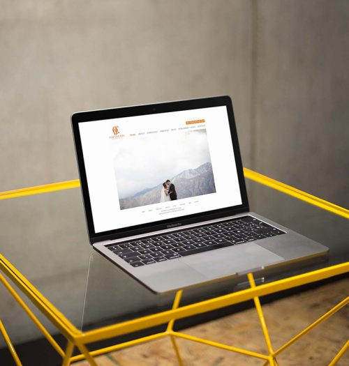 COJEvents Website Design Services Feature